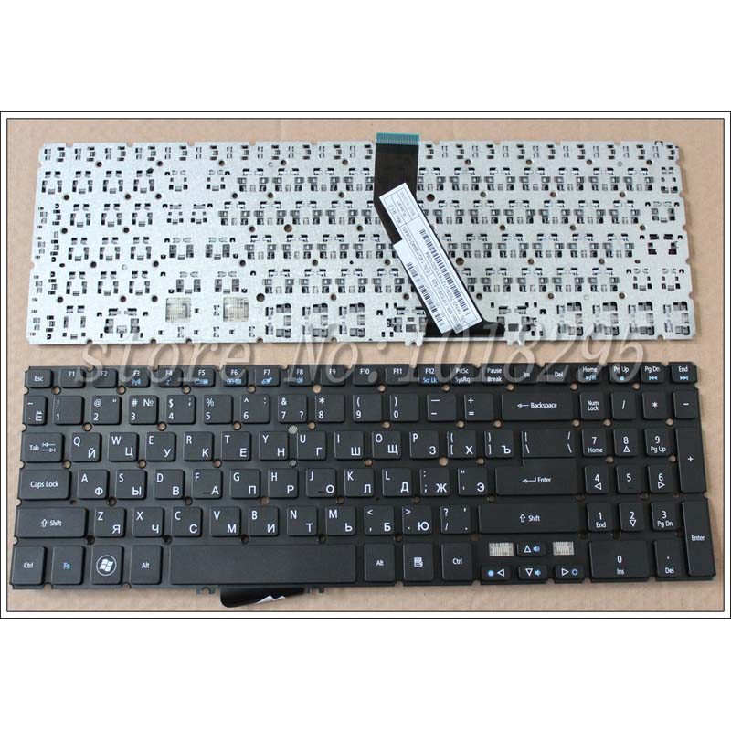 Russian <font><b>Keyboard</b></font> for Acer Aspire M3 M5 M5-581T M5-581G M5-581PT M5-581TG M3-581T M3-581PT M3-581PTG RU Laptop <font><b>keyboard</b></font>