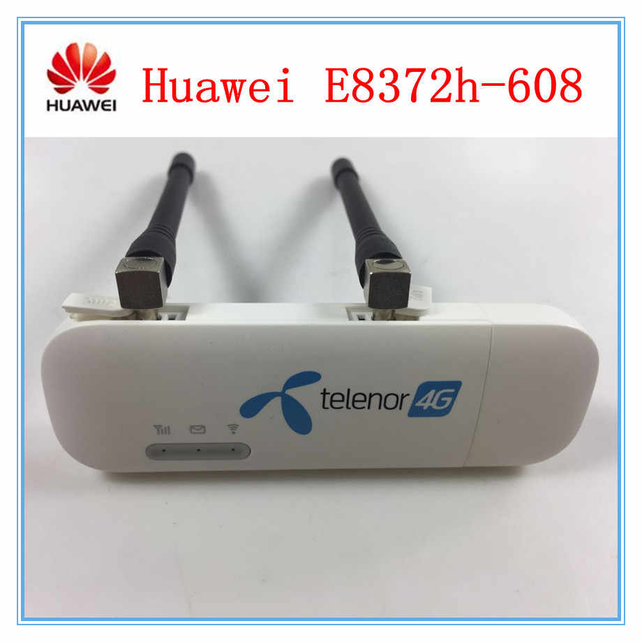 Detail Feedback Questions about Unlocked Huawei E8372 ( plus a pair