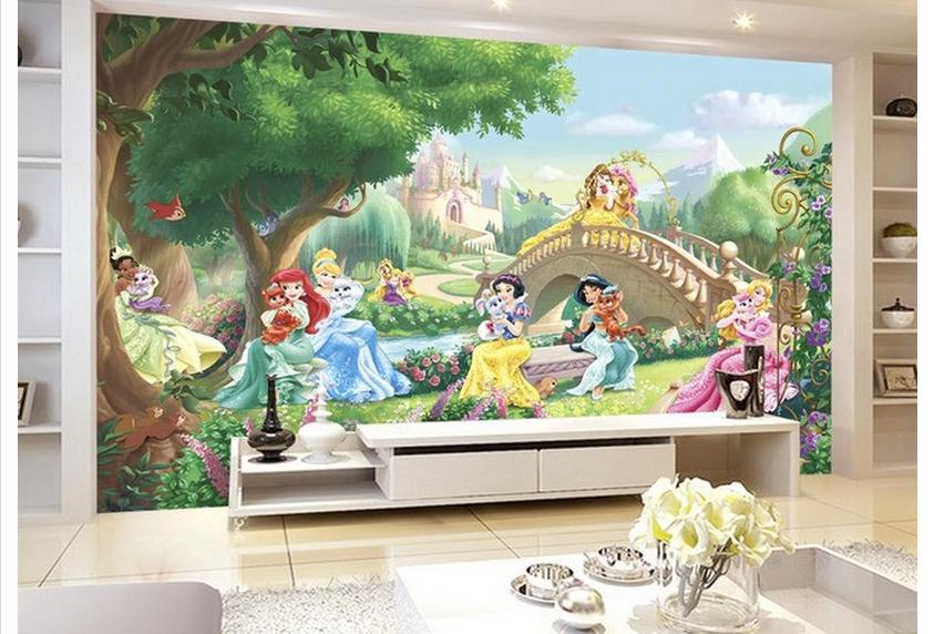 Online get cheap wallpaper mural kids for Cheap wall mural wallpaper