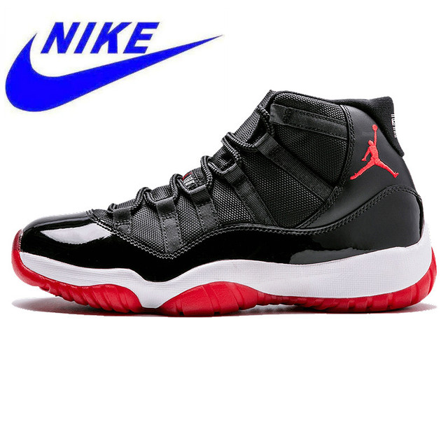 Nike Air Jordan XI Bred AJ 11 2923fdda02cd