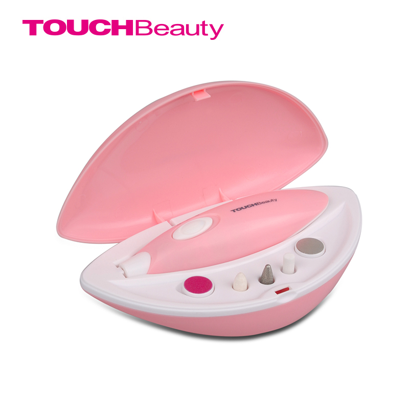 TOUCHBeauty  5-In-1 Electric Nail File Drill with 2 Speed Settings AS-1039