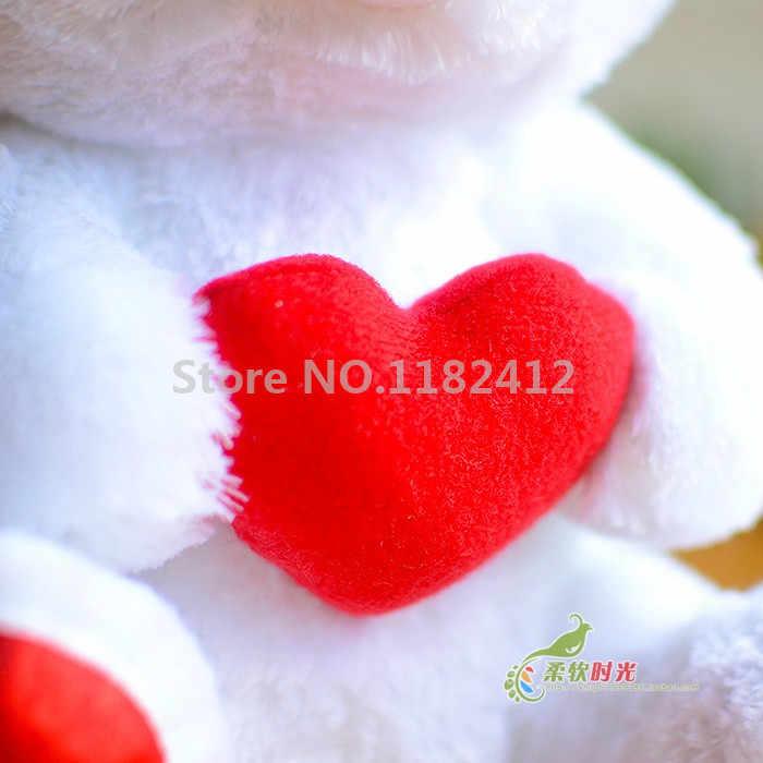 5589d4cf8ae ... Ty Beanie Boos Sweetikins Cuddly Pink Franky Paris Christmas Bella Bear  6   15cm Cute