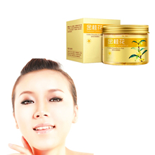 2019 Dropshipping Gold Osmanthus eye mask protein face care sleep patches health Care Hydrating Whitening Skin Care Snail cream недорого