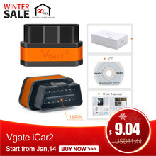 US $9.38 18% OFF|Vgate icar2 Bluetooth/Wifi OBD2 Diagnostic tool ELM327 Bluetooth/wifi OBD 2 Scanner Mini ELM327 for android/PC/IOS Code Reader-in Code Readers & Scan Tools from Automobiles & Motorcycles on Aliexpress.com | Alibaba Group