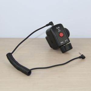 Image 2 - Zoom Remote controls for LANC Panasonic video cameras HC X1 AG UX90 HC PV100 AG AC30 AG UX180 HC X1000 AG AC90 AU EVA1