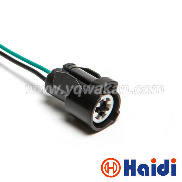 free shipping 1set honda fit sidi accord odyssey zone intake temperature  water sensor wire harness connector 6189-0156