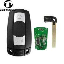 Smart Remote ключ с ID7944 чип для BMW CAS3 X1 X6 Z4 315 мГц/434 мГц/868 мГц /315LP(для E60.E61. e90.E92. e93.E70.71.72