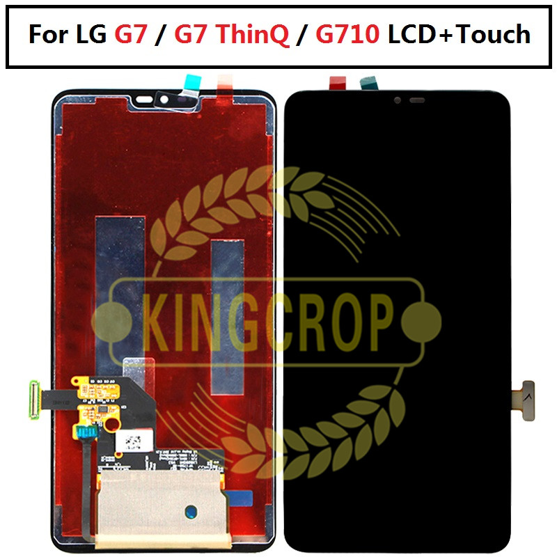 Frame G710 Thinq Displaytouch-Screen LG for LCD Digitizer-Assembly-Replacement-Parts