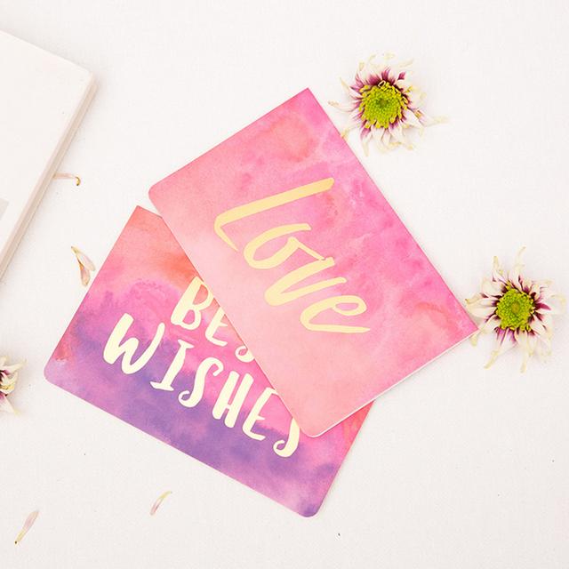 Kawaii Folding Greeting Card