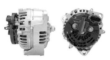 NEW 24V 120A ALTERNATOR 0986049820 CA1997IR FOR MAN FOR NEOPLAN FOR TEMSA ...