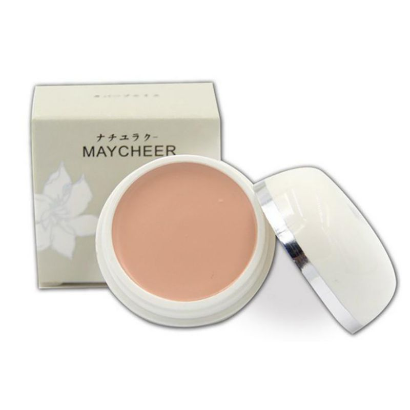 20g Makeup Concealer Cream Hide Blemish Conceal Dark Circle Scars Acne Perfect Cover Make Up Face Foundation Cream SPF H7