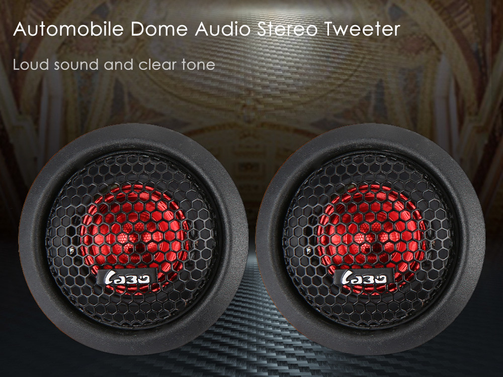 LABO Paired LB - GY 106A13 Automobile Dome Audio Stereo Car speaker clear tone quality high sensitivity
