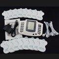 Electrónica Cuerpo Que Adelgaza Massageador Alivio del Dolor Masaje de Impulsos para Relajar Los Músculos Estimulador Decenas Acupuntura Terapia Máquina