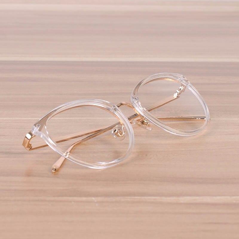 Syzet transparente të modës NOSSA Korniza për syze dhe syze optike - Aksesorë veshjesh - Foto 4