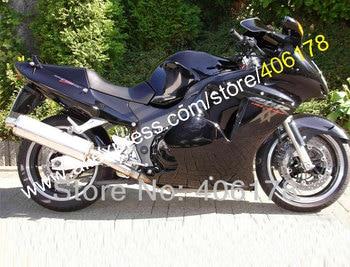 Motorcycle bodywork body kit For cbr1100xx 1996-2007 Glossy black motorcycle fairing kit (Injection molding)
