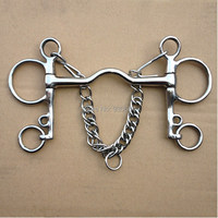 Wholesale Horse Product Pelham Stainless Steel Mouth Bit H0956