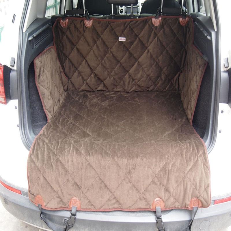 Minkštas naminių gyvūnėlių automobilio sėdynės dygsniuotas - Naminių gyvūnėlių produktai - Nuotrauka 4