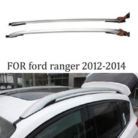 Luggage Carrier ABS Car Roof Rack Bar For F Ord R Anger 2012 2014 Car Accessories