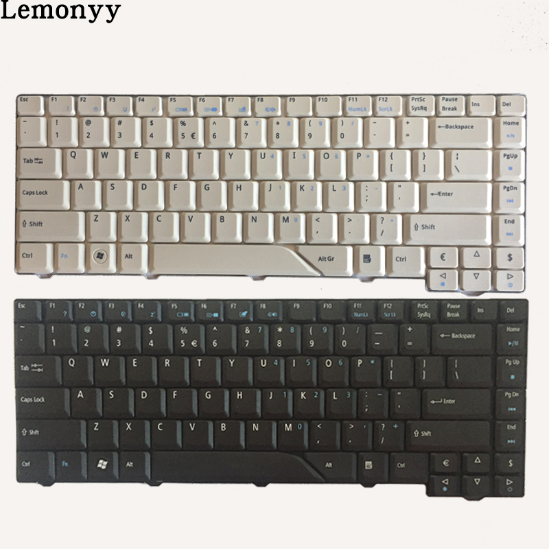 Us Laptop Keyboard For Acer Aspire 4210 4220 4520 4710