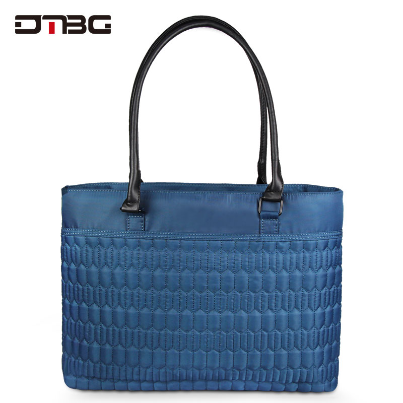 DTBG Women Business Briefcase For 15.6 Inch Laptop Fashion Luxury Briefcase Women Bags Designer Female Beach Bag Bolso Sling Bag