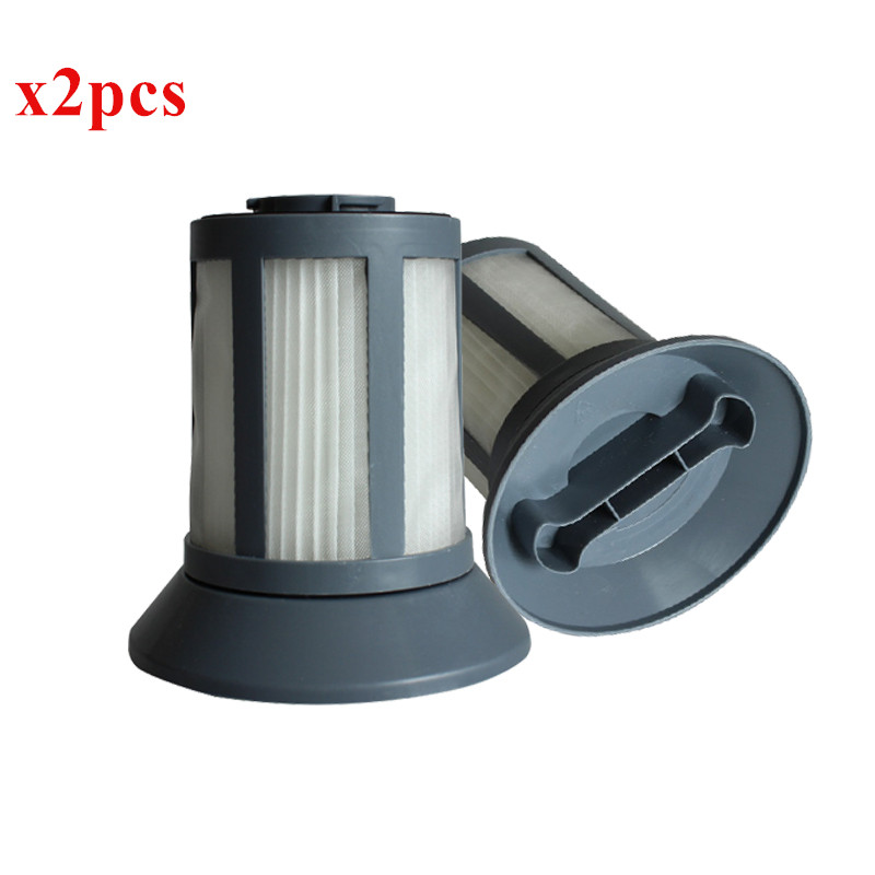 все цены на 2PCS 114*113mm hepa filter element Vacuum Cleaner Parts air hepa filter for Midea VC14F1-FV VC14K1-FG Core Sea Filter в интернете