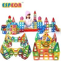 MylitDear 162PCS Castle Regular Enlighten Bricks Educational Magnetic Designer DIY Building Blocks Toys For Children