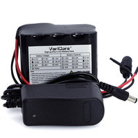 VariCore 14.8 v 4400 mah 18650 li iom battery night heater fishing lamp miner's lamp battery amplifier with BMS 16.8v Charger