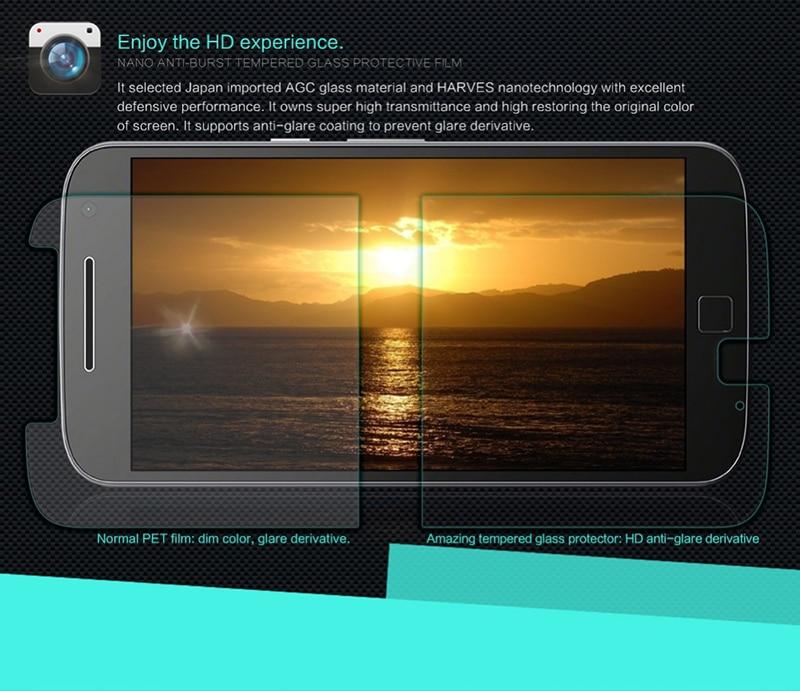 Motorola Moto G5 / G5 Plus G4 Plus G4 Plus LCD Ekran Qoruyucu - Cib telefonu aksesuarları və hissələri - Fotoqrafiya 5