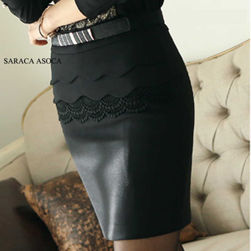 новое прибытие мода мини юбки аварии