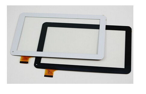 white/black Original New Touch Screen Oysters T12V 3g Tablet Touch Panel digitizer Glass Sensor Replacement Free Shipping