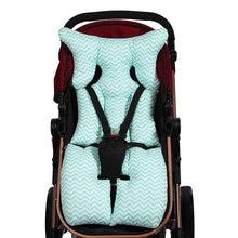 Всесезонная универсальная подушка для детской коляски поддержка