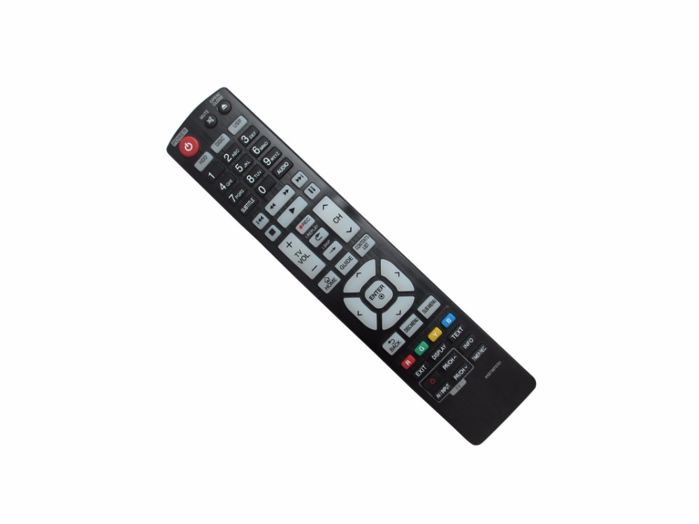 5PCS Remote Control For LG AKB32606801 AKB73635501 AKB32606801 DR787T DR78T DVB612 DVB712 DR298H DR298H-M DR787T DVD Player new remote control for lg blu ray dvd disc player remote control akb73615801 for bp220 bp320 bp125 bp200 bp325w