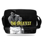 ★  Прибытие Мухаммед Али мужской Messenger детская сумка Crossbody Школа бокса Ранцы Мальчики девочка  ✔