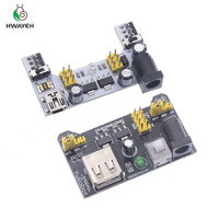 Breadboard 830 Point Solderless PCB Bread Board MB-102 MB102 Test Develop DIY for arduino 4