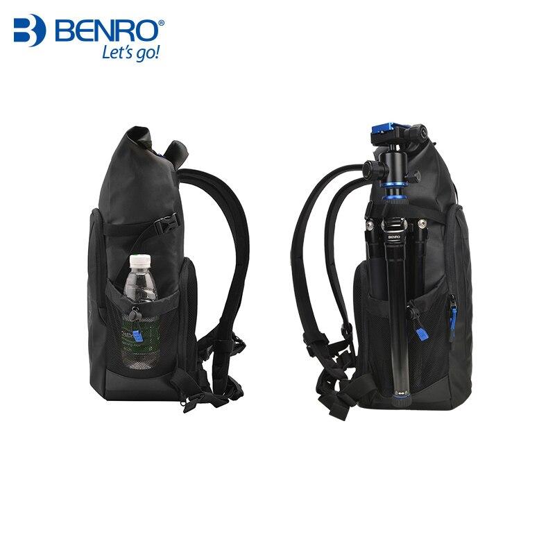 Benro INCOGNITO B100 B200 сумка Фоторюкзак ноутбук видео фото сумки для камеры рюкзак большого размера, мягкий чехол для видео - 6