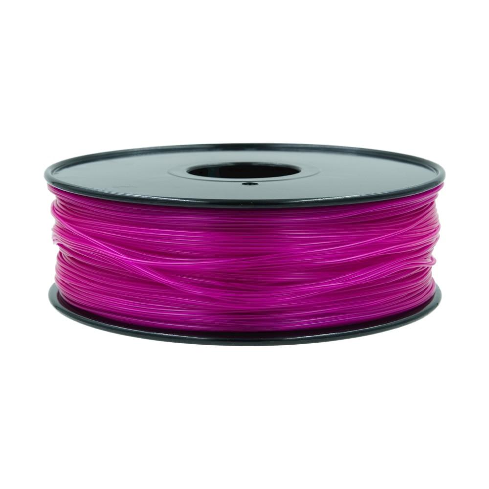 2.85mm TPU 3d printer filament 1KG/roll