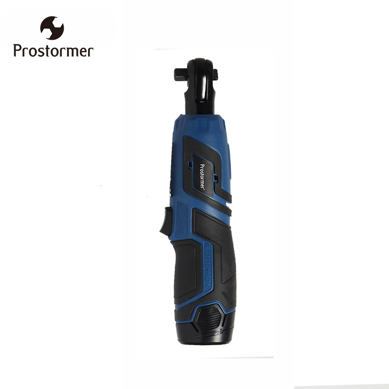 все цены на Prostormer 12v Ratchet Wrench Cordless Electric Ratchet 3/8 Rechargeable Wrench Scaffolding Lithium-Ion Ratchet Home Kits
