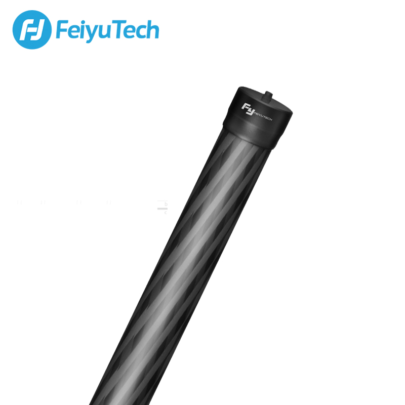 <font><b>FeiyuTech</b></font> <font><b>fEIYU</b></font> Newest Handheld Extension Bar Carbon Pole for <font><b>Feiyu</b></font> AK2000 sPG2 <font><b>a1000</b></font> a2000 G6 Plus Gimbal Stabilizer 275mm image