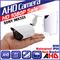 3 28BigSale Mini CCTV AHD Camera 720P 960P 1920 1080P 3000TVL Analog FULL HD 2MP Metal