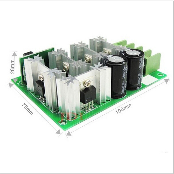 Aliexpress.com : High Power 12 V ~ 80 V DC 30A Digitalanzeige PWM ...