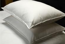 100% Cotton Microfiber Pillow Sleep Better Fiber Pillow Throw Pillow Neck Health Care For Home and Hotel 48*74cm
