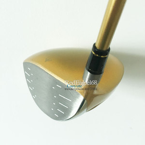 Image 3 - 新ゴールドゴルフドライバー本間 S 06 4 スタードライバーゴルフクラブ 9.5 または 10.5 ロフトゴルフグラファイトシャフトとヘッドカバー cooyute 送料無料