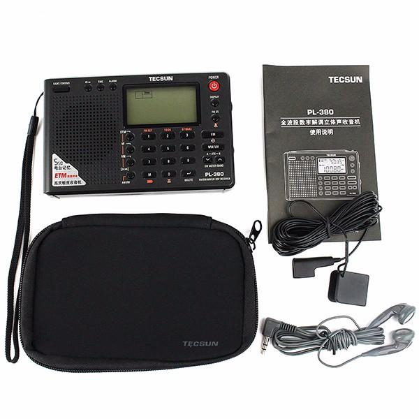 Hot TECSUN PL-380 DSP Radio (4)