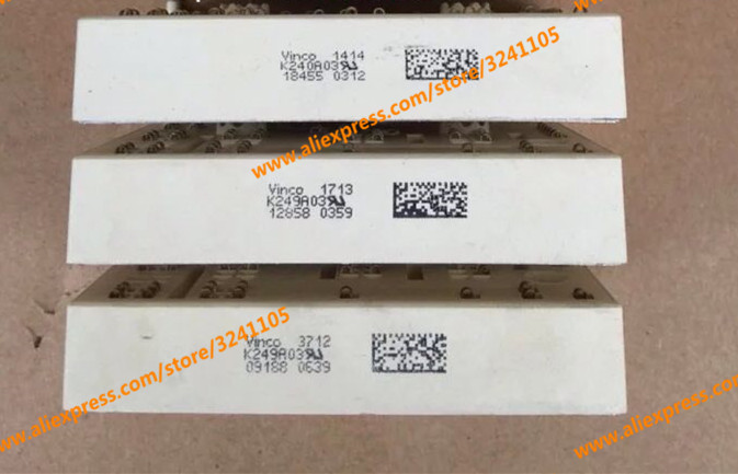 Free shipping NEW K249A03 K249A03 MODULE free shipping new 4644x052 83 module