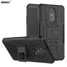 hot deal buy idools capa case for lg stylo 4 cover full protective hard back cover for lg stylo 4 phone cases shockproof for lg stylo 4 coque