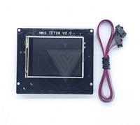 TEVO 3D printer accessories MKS TFT 28V2.0 small monster touch screen with 1 8pin 0.6m lines