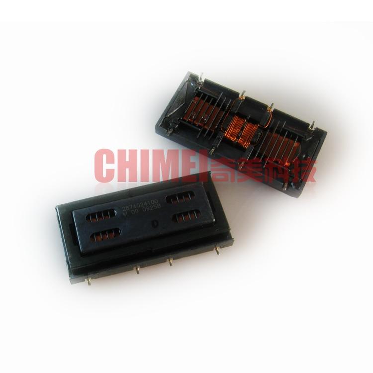 2874024100 Transformer High Voltage Coil RDENC2570TPZZ Inverter Spare Parts