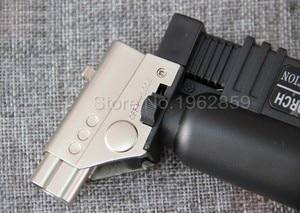 Image 2 - Dental Butane Gas Micro Torch Burner Welding Soldering Gun Lighter Flame Welder Windproof Fire Source Dental Lab Instrument Prod
