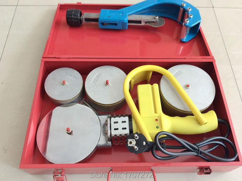 Doprava zdarma Elektronická svařovací automat PPR s konstantní - Svářecí technika - Fotografie 3