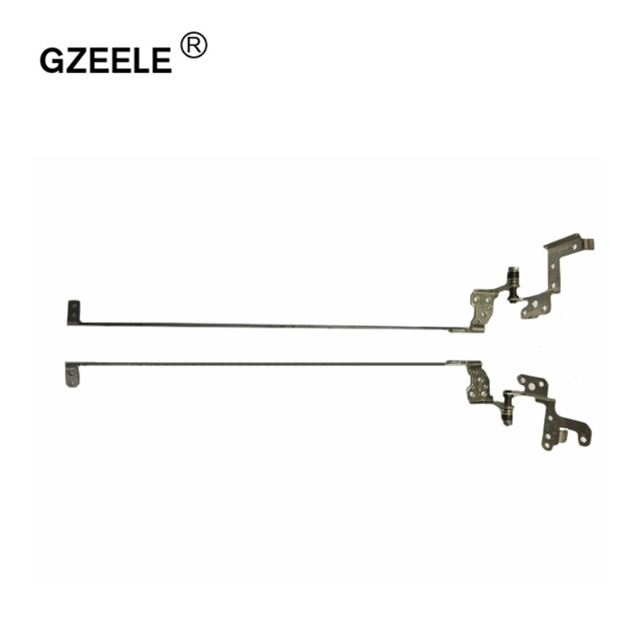 GZEELE Laptop Hinge For HP ProBook 4540S 4541S 4545S 4546S 4745S 4740S 34.4SJ03.XXX 34.4SJ04.XXX LCD Laptop Hinges Left&Right
